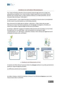 Développement professionnel des enseignants en pédagogie active en milieu scientifique icon
